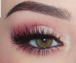 beauty, highlights, and eyelashes image