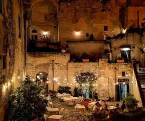 italy, night, and travel image