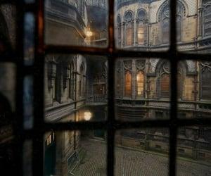 dark academia and aesthetic image
