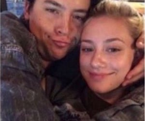 riverdale, couple, and cole sprouse image