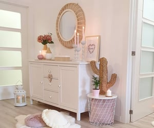 beige, Blanc, and bois image