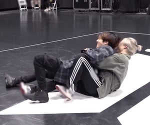 couple, bts, and lq image