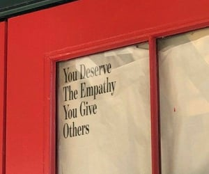 aesthetic, empathy, and quotes image
