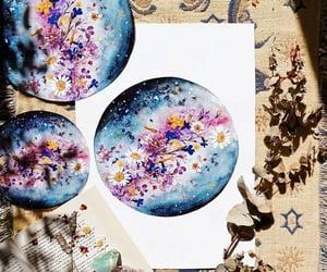 magic, annie tarasova, and dreamy moons image
