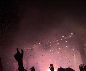 aesthetic, concert, and fun image