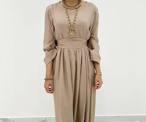 beauty, beige, and fashion image