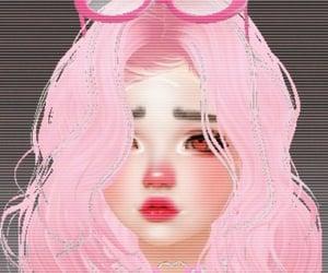 imvu and pink image