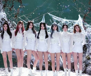 dreamcatcher, kpop, and you and i image