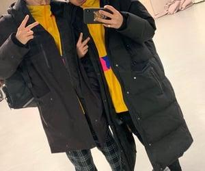 Seventeen, wonwoo, and hoshi image