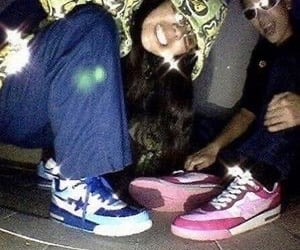 aesthetic, y2k, and shoes image