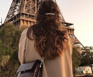paris, style, and hair image