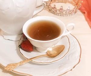 aesthetic, fantasy, and tea image
