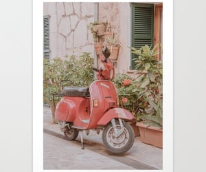 italy, vintage, and large poster image