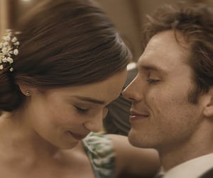 movie, me before you, and sam claflin image