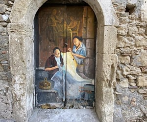 culture, discover, and door image