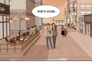 webtoon, nari, and girl'sworld image