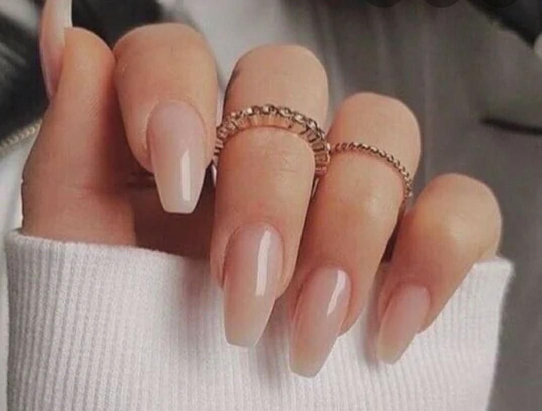 My nail tip