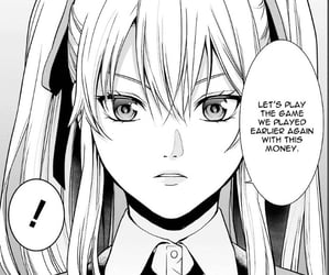 anime, manga, and kakegurui image