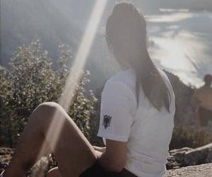 travel, albanian, and girl image