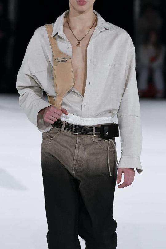 fashion week, menswear, and jacquemus image