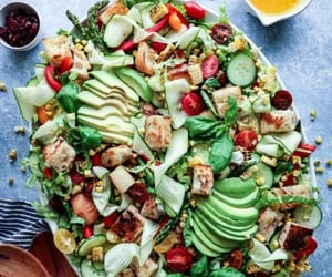 avocado, brunch, and food image
