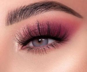girl, eyeshadow, and makeup image