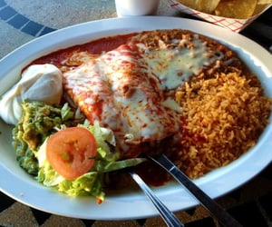 food, foodie, and mexican image