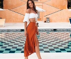 hippie, moda, and outfits image