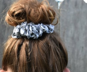 comfortable, scrunchie, and stylish image