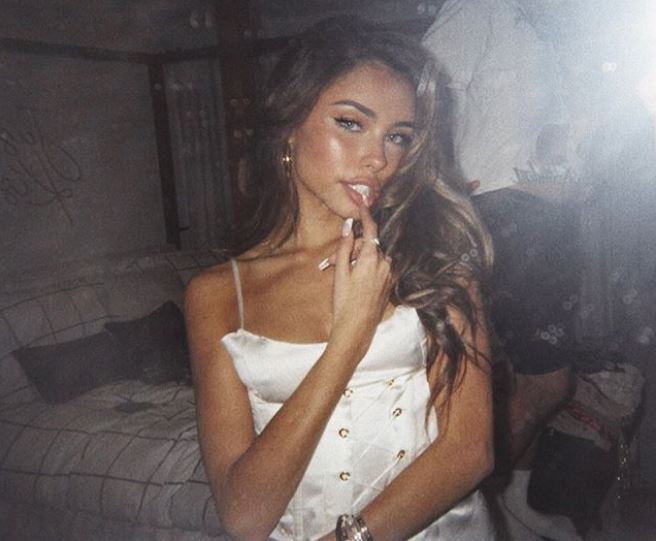 madison beer, model, and icon image