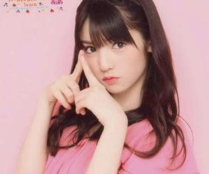 kawaii, pink, and アイドル image
