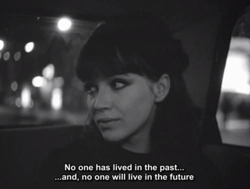 anna karina, quotes, and alphaville image