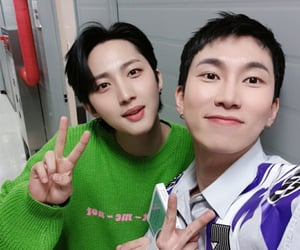 pentagon, seo eunkwang, and eunkwang image