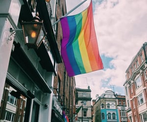 happy, london, and pride image