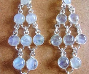 etsy, lightweight, and chandelier earrings image
