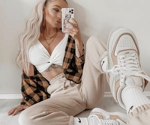 fashion, sneakers, and nike image