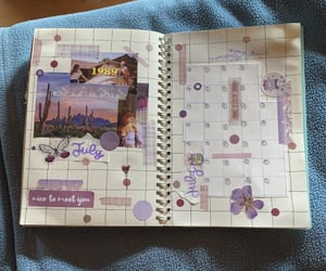 aesthetic, journal, and journaling image