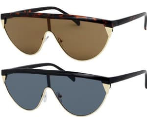 flat top and aviator sunglasses image