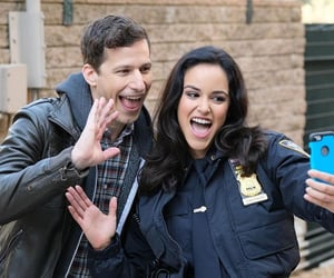 b99 and peraltiago image