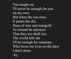 imperfect, love quotes, and poems image