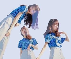 blue, japanese girl, and nogizaka46 image