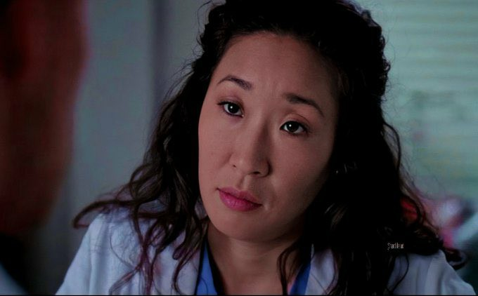 greys anatomy, tv show, and christina yang image