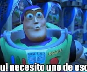frases, disney pixar, and buzz light year image