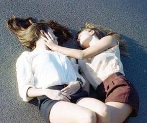 couples, lesbian, and girls like girls image