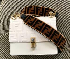 bag, fendi, and fashion image
