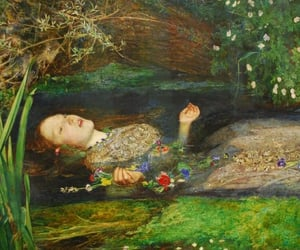 Hamlet, ophelia, and picture image