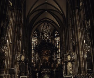 architecture, gothic, and aesthetic image