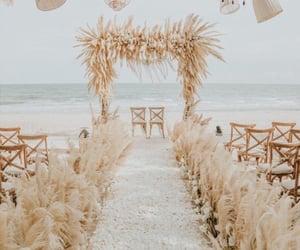 wedding, aesthetic, and white image