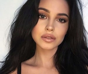 beauty, follow, and instagirl image