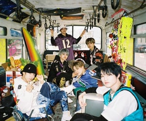 boys, nct dream, and kpop image